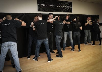 A.C.W.A. Combatives - Confined Space Training