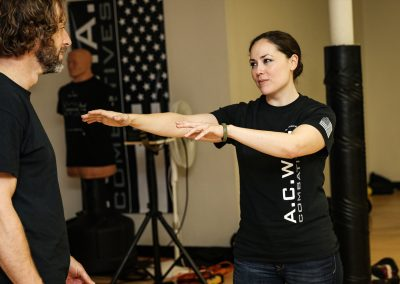 A.C.W.A. Combatives - Decallation