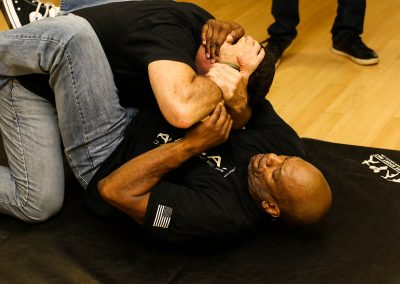 A.C.W.A. Combatives - Ground Survival