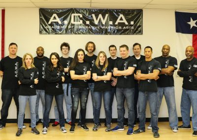 A.C.W.A. Combatives - Instructor Training