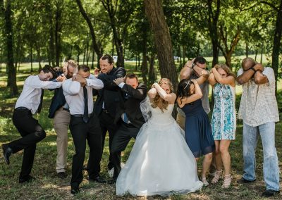 A.C.W.A. Family - Wedding Cover Image