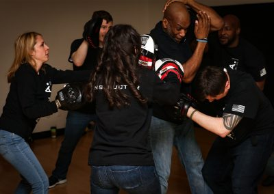 A.C.W.A. Combatives - Multiple Attacker Training