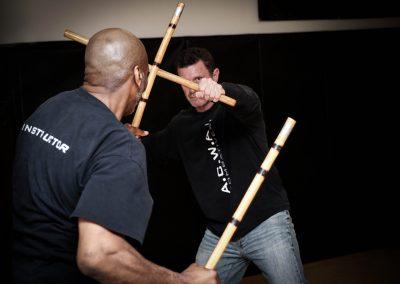 A.C.W.A. Combatives - Stick Work