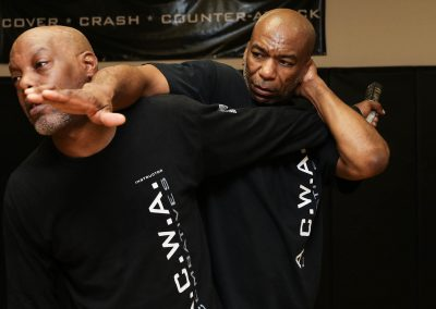 A.C.W.A. Combatives - Weapons Defense